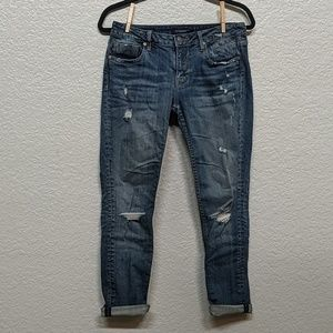Vigoss The Thompson Tomboy Boyfriend jeans